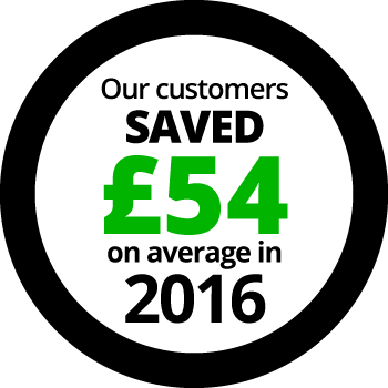 Blackcircles.com customers save money on their tyre orders each month