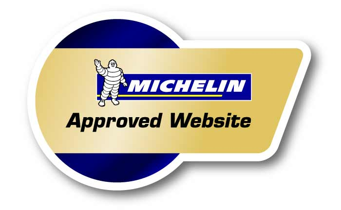 Blackcircles is a Michelin Approved website