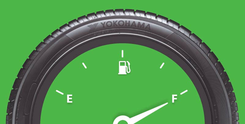 Win £500 worth of fuel with Yokohama and Blackcircles