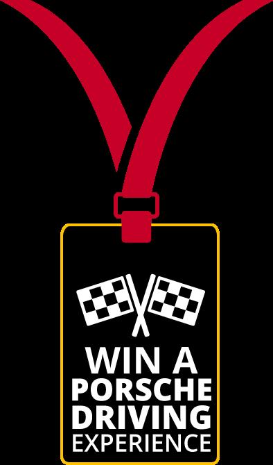 Win a Porsche Driving Experience
