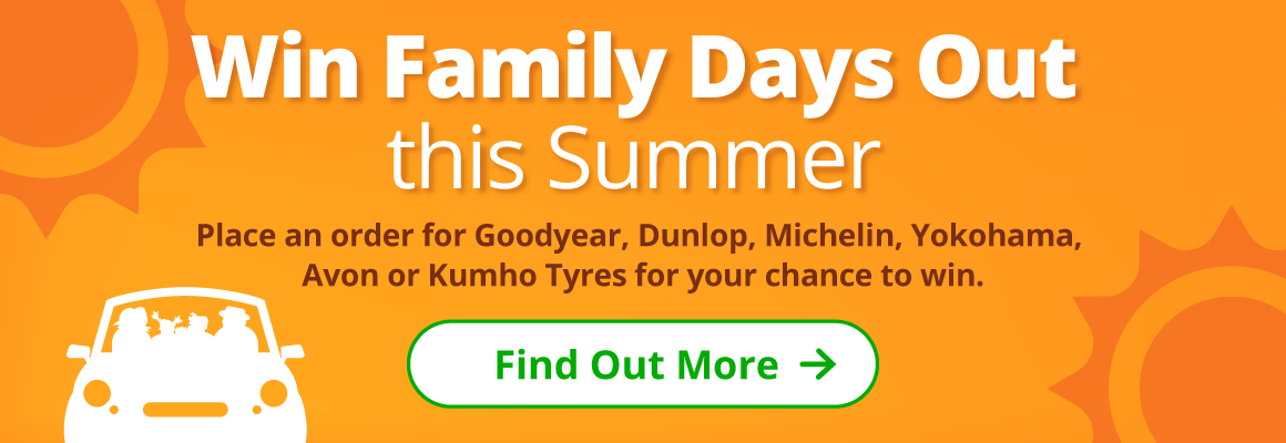 Win family days out this summer