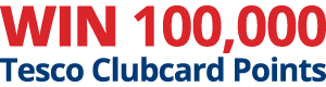 Win 100,000 Tesco Clubcard Points with these tyres