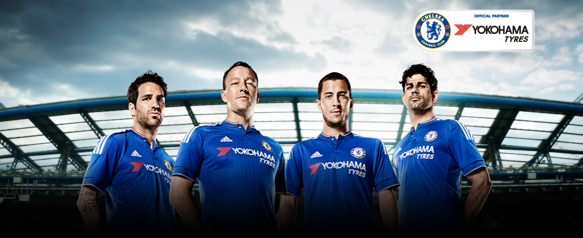 Win tickets to Watch Chelsea FC at Stamford Bridge when you order Yokohama tyres